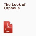 The Look of Orpheus